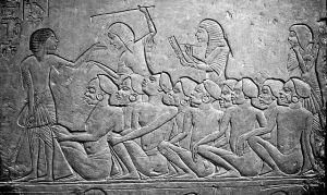 Ancient Egyptian Slave Market